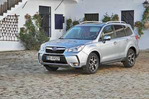 Subaru Forester 2,5 л (172 л. с.), 4х4, CVT