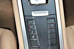 Тест-драйв Porsche Cayman S