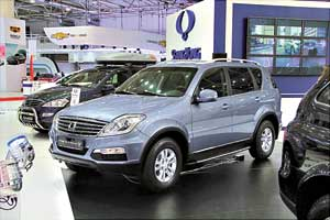 SsangYoung Rexton W