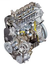 Двухлитровый турбодизель HDi развивает мощность 138л.с., а крутящий момент достигает 320Нм.