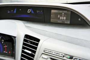 Мультимедиа. Honda Civic