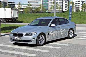 Небольшая поездка на BMW 5 Series c автопилотом Fully Automated вселила уверенность в его будущем.