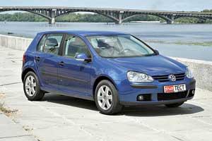 VW Golf 1,6 л
