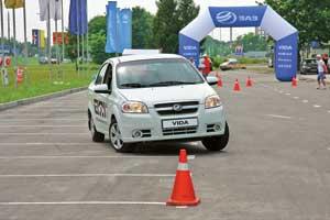 Конкурс «Лучший водитель Украины 2013»