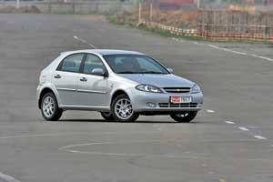 Chevrolet Lacetti с 2003 г.