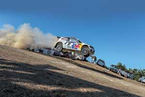 WRC. Ралли Италия