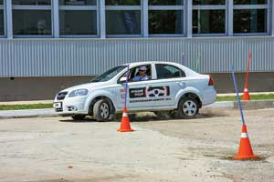 Лучший водитель 2013: Cимферополь
