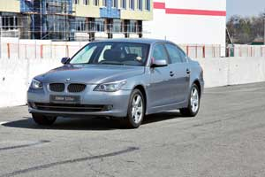 BMW 5Series (E60)