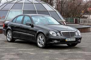Mercedes E-Сlass (W211)