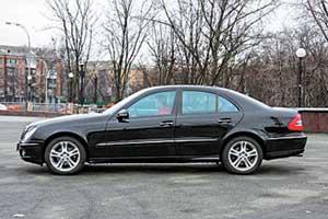 Mercedes E-Сlass