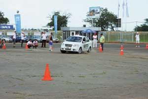 Конкурс «Лучший водитель Украины 2013»: Одесса