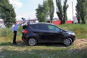 Kuga – типичный «паркетник», инабездорожье его лучше не загонять. Преимущество посравнению сомногими конкурентами, повышающее практичность использования багажника,– раздельная конструкция крышки.