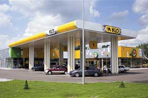 Автозаправочный комплекс КLО