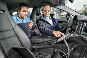 Инновационные системы для новых автомобилей