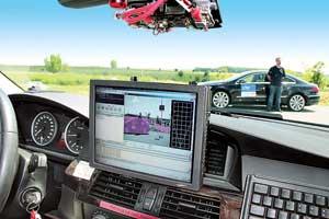 Стереокамера вместо одиночного объектива расширяет возможности системы аварийного торможения (Emergency Braking System), которая совершенно самостоятельно останавливает автомобиль.