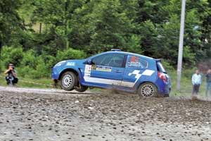 Из пяти авто вклассе У3500 до финиша добрался лишь экипаж Олега Доронина/Анатолия Шинкаренко. В ЧУ та же картина – этот дуэт единственный в классе  имеет вактиве очки.