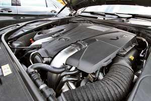 Тест-драйв Mercedes-Benz S-Class