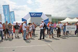 «Лучший водитель Украины» в Запорожье