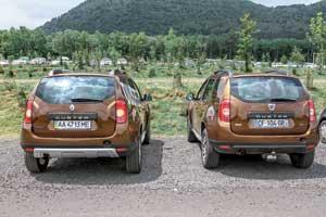 В Украине Duster продается под брендом Renault, тогда как в Европе он известен как Dacia.