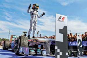 Формула-1. Гран-при Венгрии