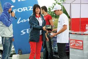 Конкурс «Лучший водитель Украины». Днепропетровск