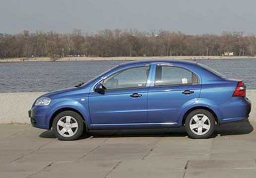chevrolet aveo или hyundai accent кто надежнее