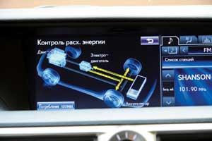 Тест-драйв Lexus GS 450h