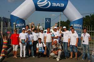Седьмой полуфинал конкурса «Лучший водитель Украины»: Донецк
