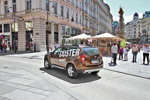 Renault Duster 1,6 LPG