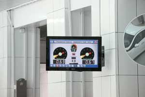 Динамометрический стенд показал полную исправность тормозной системы после 27 тыс. км пробега.