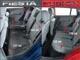 Ford Fiesta 1.4 – Ford Fusion 1.4. На задних сиденьях Fusion будет попросторнее. На уровне бедер и плеч в этой машине места несколько больше.