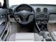Audi A3. Блок управления зеркалами и стеклоподъемниками сдвинут назад.