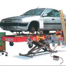 Универсальные механические измерительные системы могут иметь одну или две направляющие балки.