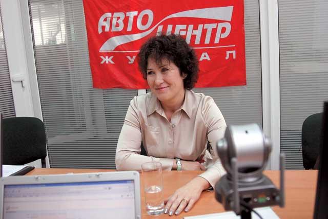 Марина Яковлева. Генеральный директор ООО «Еврокар», официального поставщика автомобилей Skoda вУкраине
