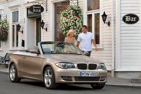 BMW 1 Series Cabrio