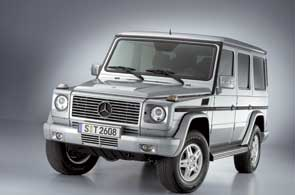 Mercedes-Benz G-Кlasse