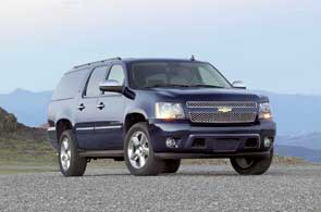 Chevrolet Tahoe/Suburban