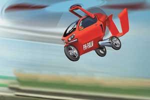 Новый вид транспортного средства, получивший название PAL-V (Personal Air and Land Vehicle– с англ. «личный наземный и воздушный транспорт»)