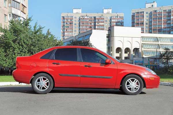 Ford Focus 1998–2004 г. в.