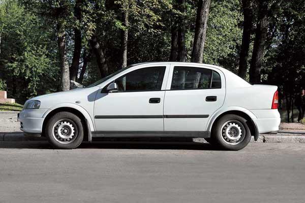 Opel Astra (G)