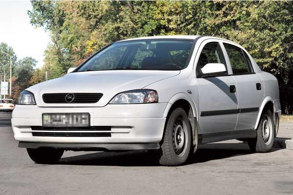 Opel Astra (G) c 1998 г. в. От $7600 до $14800