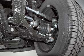 Рулевые тяги на наших дорогах способны прослужить около 60–80 тыс. км.