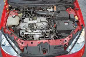 Характерная особенность двигателей Focus – при движении на высоких оборотах они «подъедают» масло.