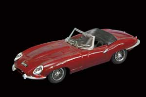 Jaguar E-Type (1961-1975)