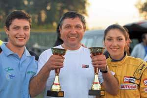Леонид Протасов может гордиться Юрой и Ирой: два старта – два кубка!