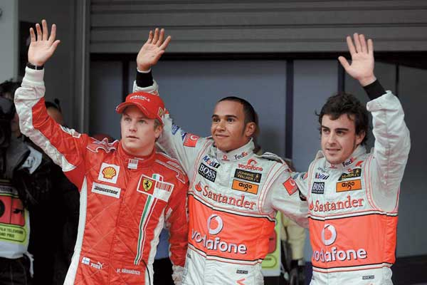 Формула-1. Гран-при Японии