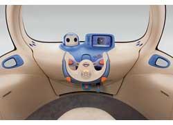 Концепт-кар Nissan  Pivo 2