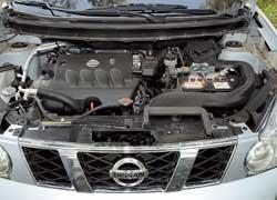 Под капотом выбранной для теста машины 141-сильный 2,0-литровый мотор. Именно такой устанавливается и на Qashqai.