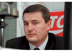 Роман Кузьмин. Генеральный менеджер попродажам компании «Тойота Украина»