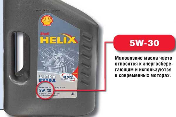Маловязкие масла часто относятся к энергосберегающим и используются в современных моторах.